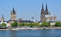 Günstig Parken am Hafen Köln